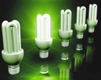 Лампы, которые экономят электроэнергию