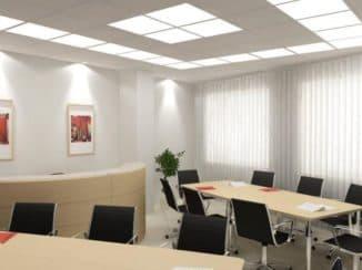 Светодиодные светильники для офиса