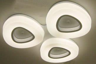 Потолочные светильники для прихожей и коридора