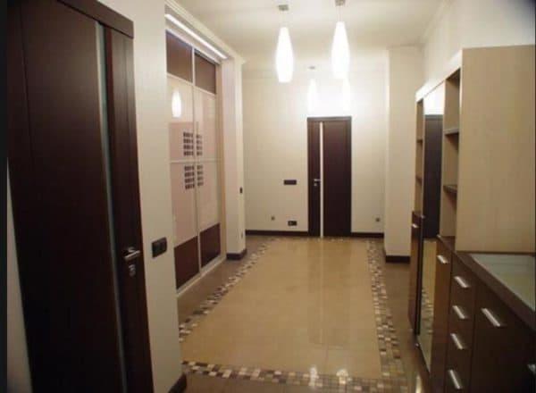Подвесные потолочные люстр для коридора