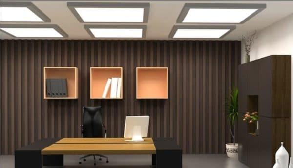 Потолочный светильник Армстронг для офиса