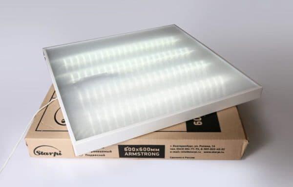 Светодиодная лампа Армстронг