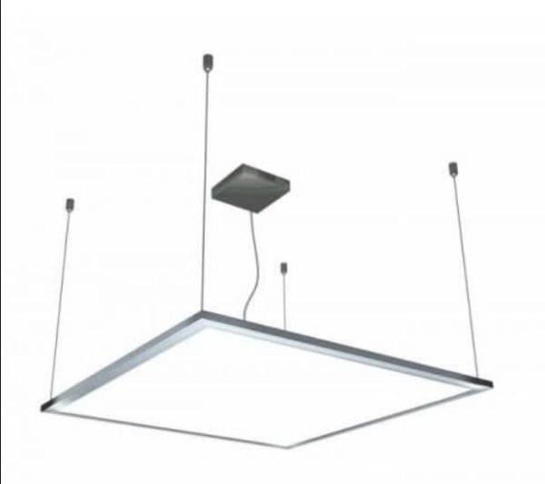 LED светильники на тросах для рабочего кабинета