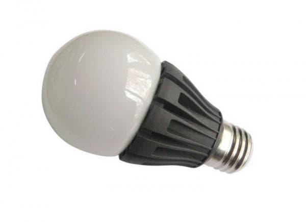 Термопластичный радиатор на LED-лампе