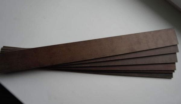 Пластины из текстолита