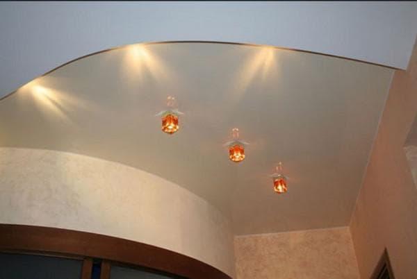 Оранжевые галогеновые лампы