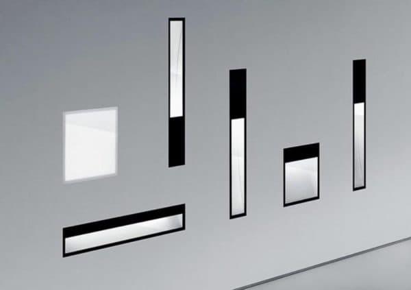 Разнообразные лампы для лестницы, пола и стен