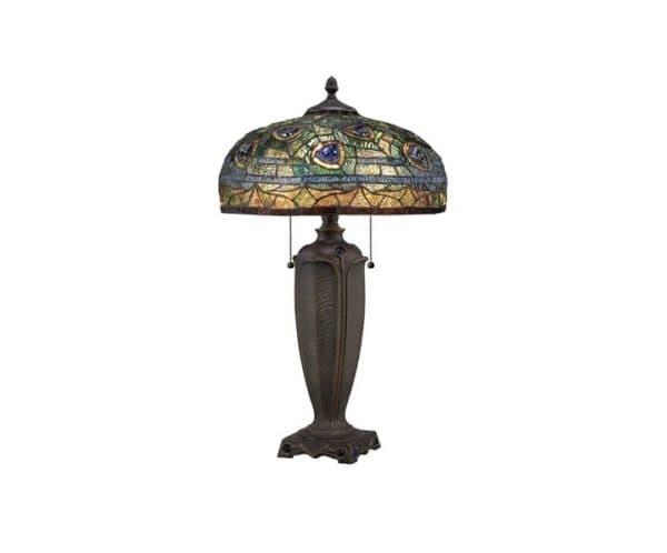 Настольная лампа Elstead LYNCH QZ (стиль тиффани)