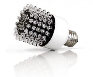 Лампа с диодами