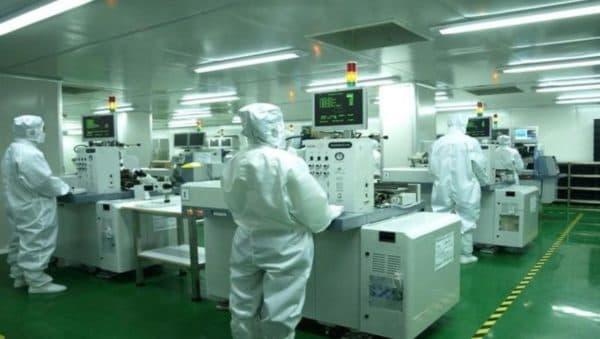 Светодиоды в лабораториях