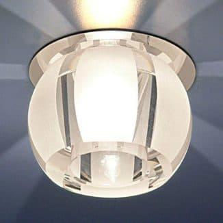 Круглый светильник