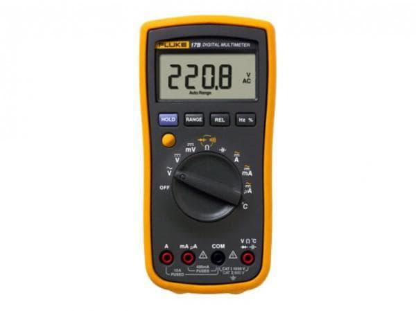 Мультиметр (цифровой) для проверки светодиодов