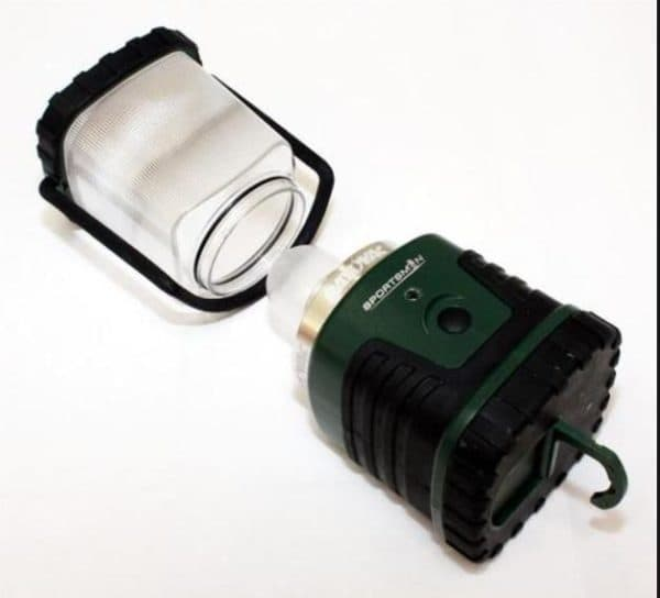 Светодиодный фонарик Royovac SE3DLN Sportsman Extreme 3D LED