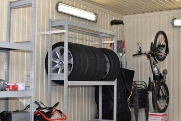 Настенные гаражные лампы