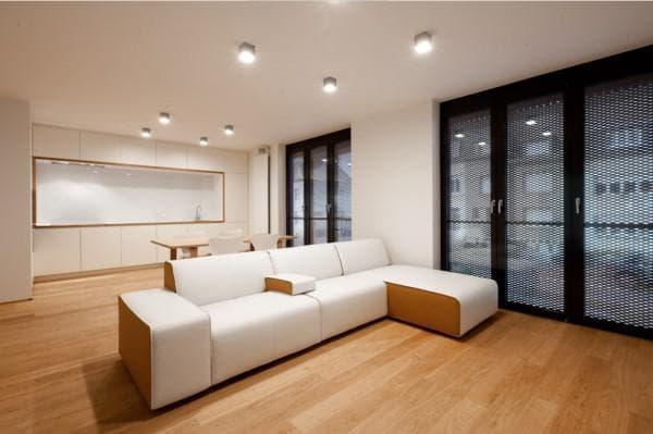 Точечные светильники для дома