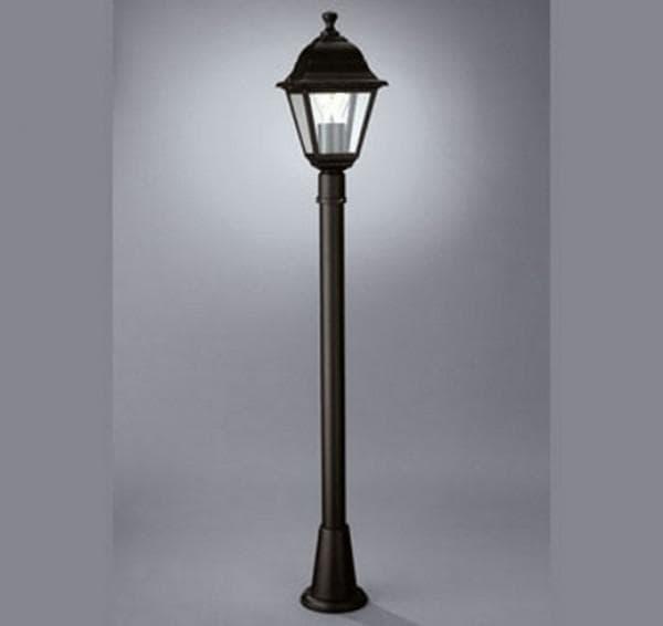 Консульный тип светильников для дачи
