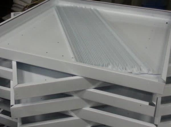 Каркасы для потолочных светильников армстронг