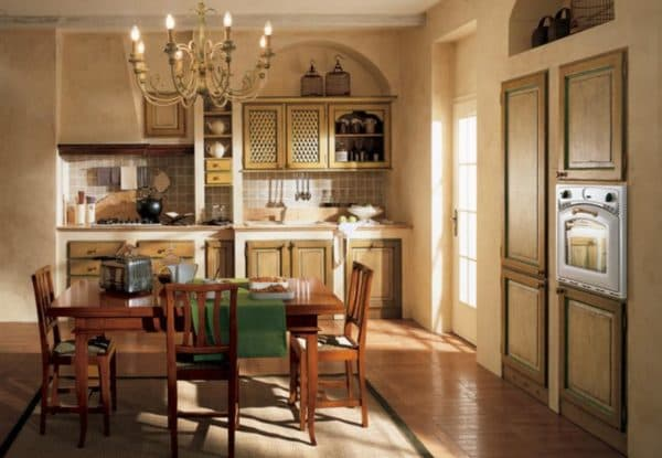 Светильники прованс для освещения квартиры или загородного дома