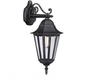 Настенный тип уличного светильника
