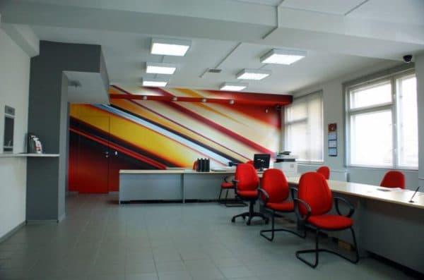 Офисный свет Вартон