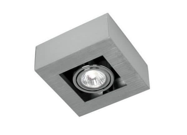 Квадратный точечный светильник