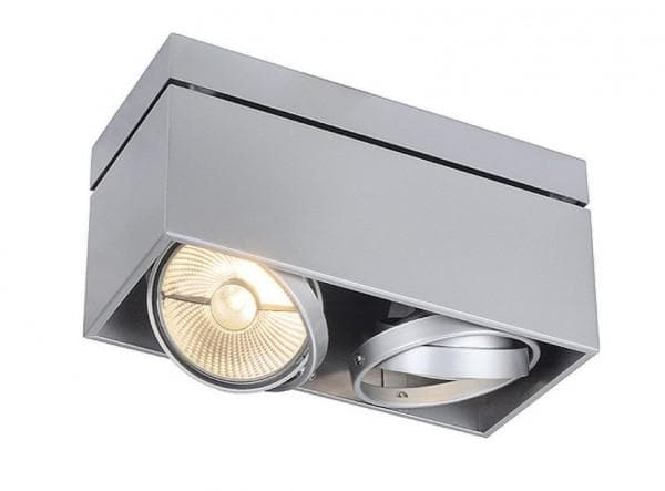 Точечные акладные лампы прямоугольной формы