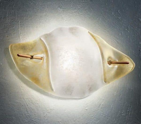 Оригинальный светильник в прихожую