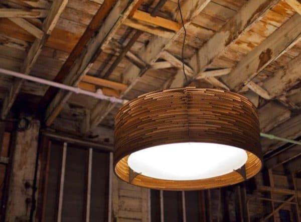 Модный плафон для светильника