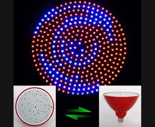 Фитолампа полноспектральная