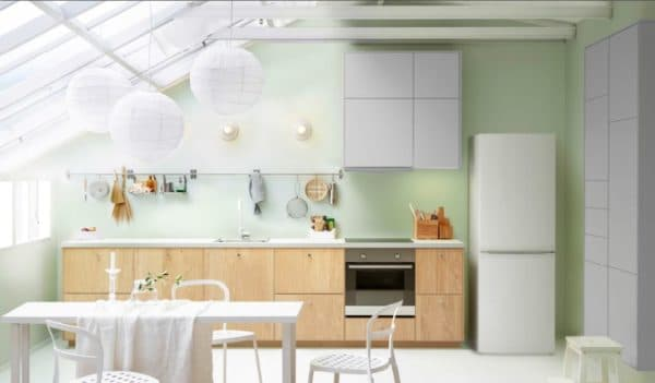 Кухонные светильникик ИКЕА