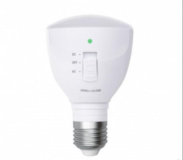 Лампочка диодная аккумуляторная