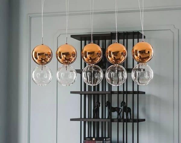 Дизайнерский потолочный светильник Cattelan Apollo