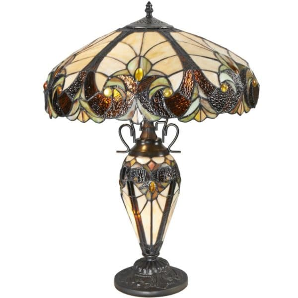 Настольная лампа в стиле тиффани Svetresurs 815
